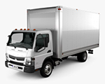 Запчасти FUSO CANTER