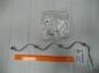 Трубка топливная (обратки топлива с форсунки) паучек ISUZU =Ориг