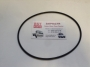 Прокладка компрессора тормозной системы (кольцо)  ISUZU NQR90 =О
